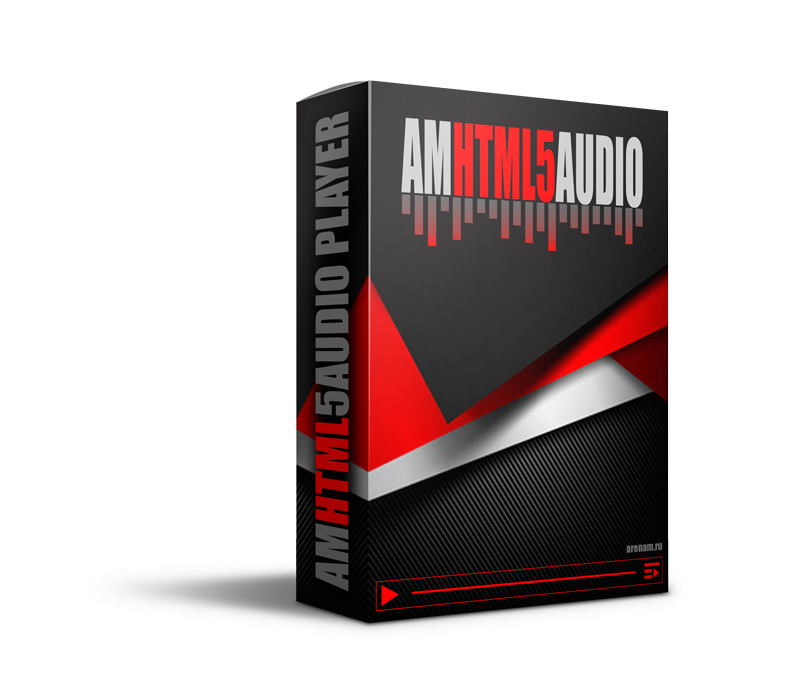mod amhtml5audio box