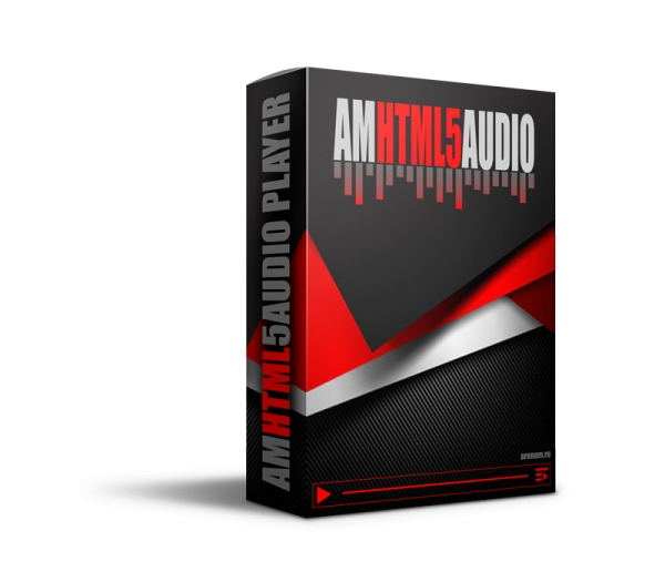 AMHTML5AUDIO Lite - Audio player